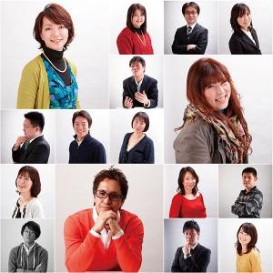 ソーシャル写真撮影会(メイク付)プロカメラマンに撮影してもらおう!(2012/02/23)