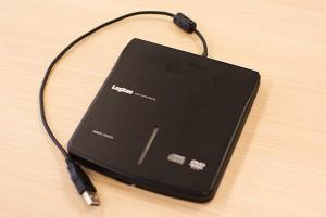 オオサカンスペース備品 : DVD-ROMドライブ