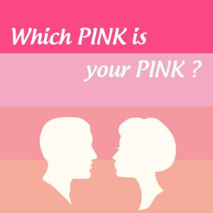 パーソナルカラー診断 'Which PINK is your PINK?'