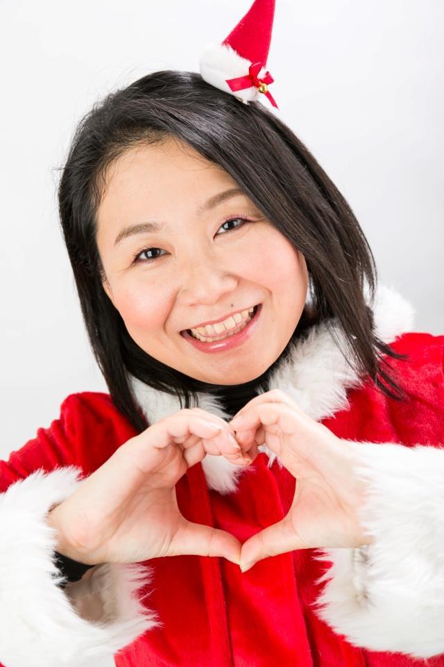 オオサカンスペース管理人大崎弘子 Merry Christmas!